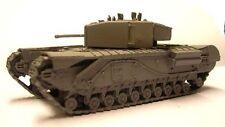 Milicast BB075 1/76 Resin British Churchill Mk.III (Tunisia, Italy & NW Europe)