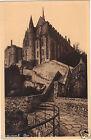 50 - cpa - MONT SAINT MICHEL - La Merveille vue de la tour du Nord