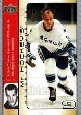 2003-04 Upper Deck Mr. Hockey #17 Gordie Howe