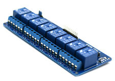 8 channel relay control panel PLC relay 5V 10A With optocoupler for arduino