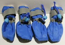 Royal Wise Indoor Reflective Paw Protector Booties Shoes for SMALL BREED Dog