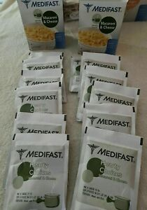 Medifast Hearty Choices Macaroni and Cheese 7pc OUT OF STOCK Expired 12/2020