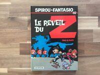Spirou et Fantasio n°37. Le réveil du Z. Dupuis 1986