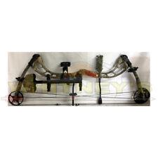 "PSE STINGER 3G- Mossy Oak BreakUp Infinity Camo-RH-25-30"" DRAW-60lbs.-USED"