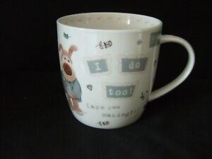 Boofle Mug  I Do Too (are you making?) Design