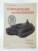 Sturmartillerie and Panzerjager (Vanguard) by Perrett, Bryan Paperback Book The
