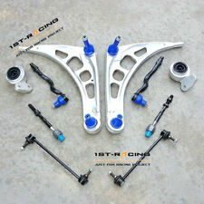for BMW E46 & Z4 10 Piece  FRONT CONTROL ARM / SUSPENSION STEERING REPAIR KIT 4A