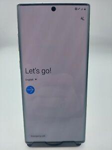 Samsung Galaxy Note10+ N975U ATT 128GB Aura Glow Google Locked CHECK IMEI