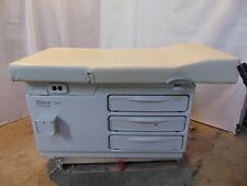 Midmark 204 Manual Medical Examination Table Chair In Good Condition S6185