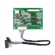 LVDS to TTL Tcon Board For AT065TN14 AT070TN92 EJ080NA AT090TN12 LCD Screen