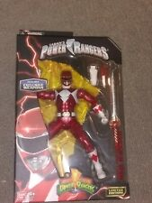 Saban's Mighty Morphin Power Rangers Legacy Collection Red Ranger NIB