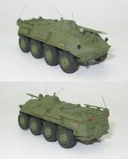 Militärfahrzeugmodelle aus Resin
