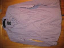Marc O Polo Damen Bluse Gr.40/42 lila/Streifen getragen gepflegt sportlich
