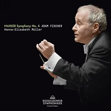 Adam Fischer and Hanna-Elisabeth Müller - Mahler: Symphony No. 4 [CD]