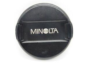 Minolta Genuine Original Vintage LF-1162 Front Lens Cap 62mm Japan sm261