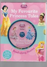 Disney Princess-My Favourite Princess Tales-5 Read-along Stories-Book Box Set