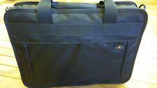 "Victorinox Dual Compartment Laptop Briefcase - for 15""computer Architecture"
