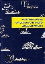 Als gebundene Ausgabe Bücher für Studium & Erwachsenenbildung Theater auf Deutsch