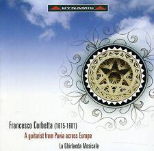 Ghirlanda Mosicale - Guitarist from Pavia Across Europe [New CD]