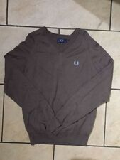 Fred Perry Lambswool Regular Jumpers & Cardigans for Men