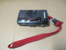 Olympus Tough TG-2  12.0MP Digital Camera - Black with battery