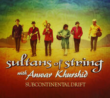 Sultans of String : Subcontinental Drift CD (2016) ***NEW***