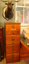 Oak Art Deco Original Antique Cabinets & Cupboards