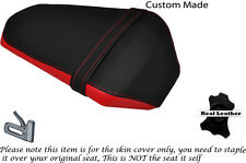Rojo Y Negro Custom Fits Yamaha Yzf R 125 Lifting 14-15 trasera cubierta de asiento