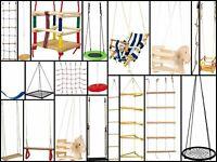Legler Außen- & Innen Spielzeug Baby Kinder Schaukel Klettern Bilder Leitern