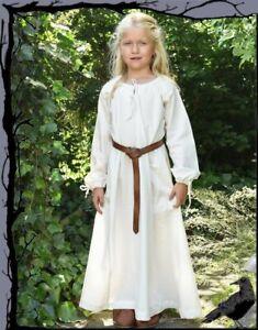Mittelalter Kinder Kleid - Wikingerkleid - Unterkleid - Ana  -