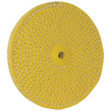 Sisal Roue de Polissage 150mm - 5 couches de fibre de sisal polissage / broyage