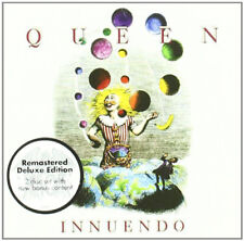 QUEEN INNUENDO CD NEW REMASTERED DELUXE EDITION