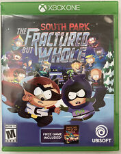 South Park: The Fractured But Whole - Xbox One - 2017 - Mature
