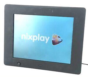 Nixplay Wi-Fi Cloud Frame 8 Inch Display (W08A) No Remote