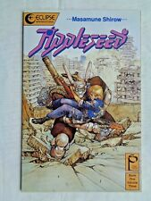Appleseed Book One Vol. Three Nov. 1988 Eclipse Comics Shirow 1st Print NM (9.4)
