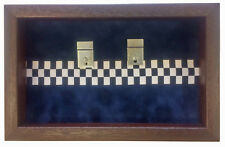 Large Police Medal Display Case