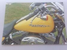 More details for harley davidson motorcycle postcard by eye catcher design new motorcycling