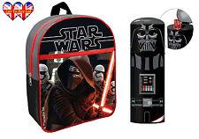 Original Star War Backpack with Bottle Official Licensed,Children Backpack.