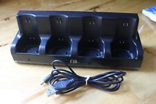 Wii 1X4 Motion Plus Charging Station with USB cable