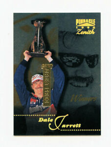 Dale Jarrett 1996 96 Zenith 24KT Gold Artist Proof Parallel Card AP #97 Pinnacle