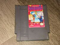 Trick Shooting Nintendo Nes Cleaned & Tested Authentic