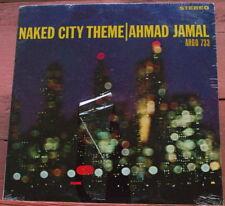 AHMAD JAMAL  Naked City Theme  /  ORIGINAL US Stereo 1964 LP SEALED Mint!