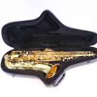 Selmer Paris Model 84 'Reference 36' Professional Tenor Saxophone MINT CONDITION
