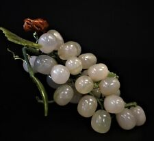 "7"" Lavender Jade Grapes Bunch (gg02)"