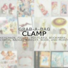 Grab-a-Bag anime cardcaptor x1999 keychains charms figure necklace badge clamp