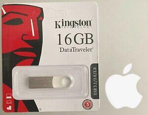 Mac OS Big Sur Bootable USB flash driveKingston 3.0
