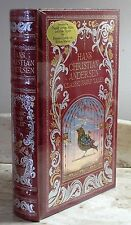 CLASSIC FAIRY TALES by HANS CHRISTIAN ANDERSEN- Leatherbound New