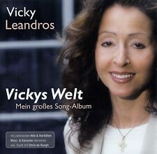 VICKY LEANDROS : MEIN GROSSES SONG-ALBUM / 2 CD-SET - TOP-ZUSTAND