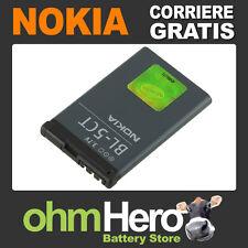 Batteria ORIGINALE per Nokia 6303 classic Illuvial
