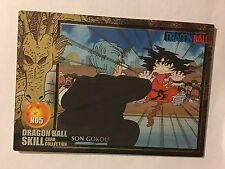 Dragon Ball Z Skill Card Collection N05